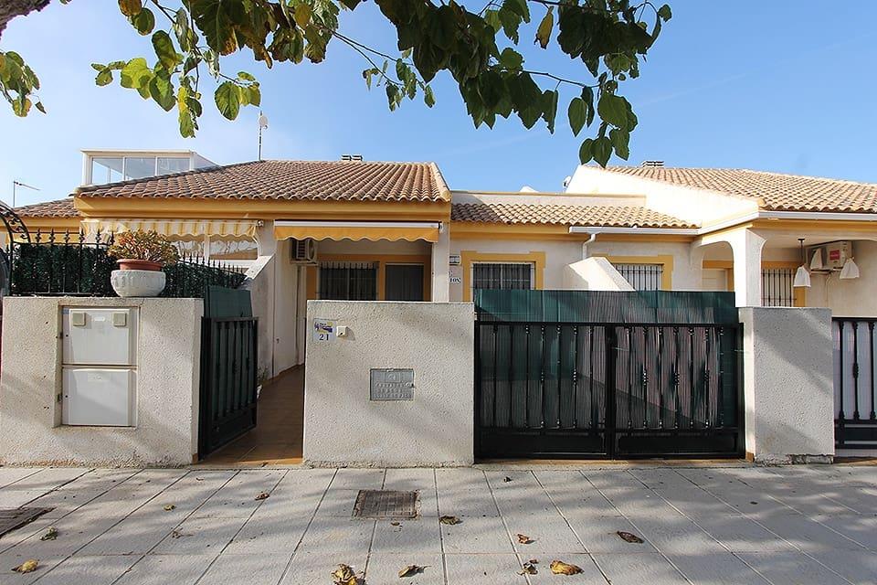 3 bedroom Townhouse for sale in San Pedro del Pinatar - € 148,000 (Ref: 4559423)