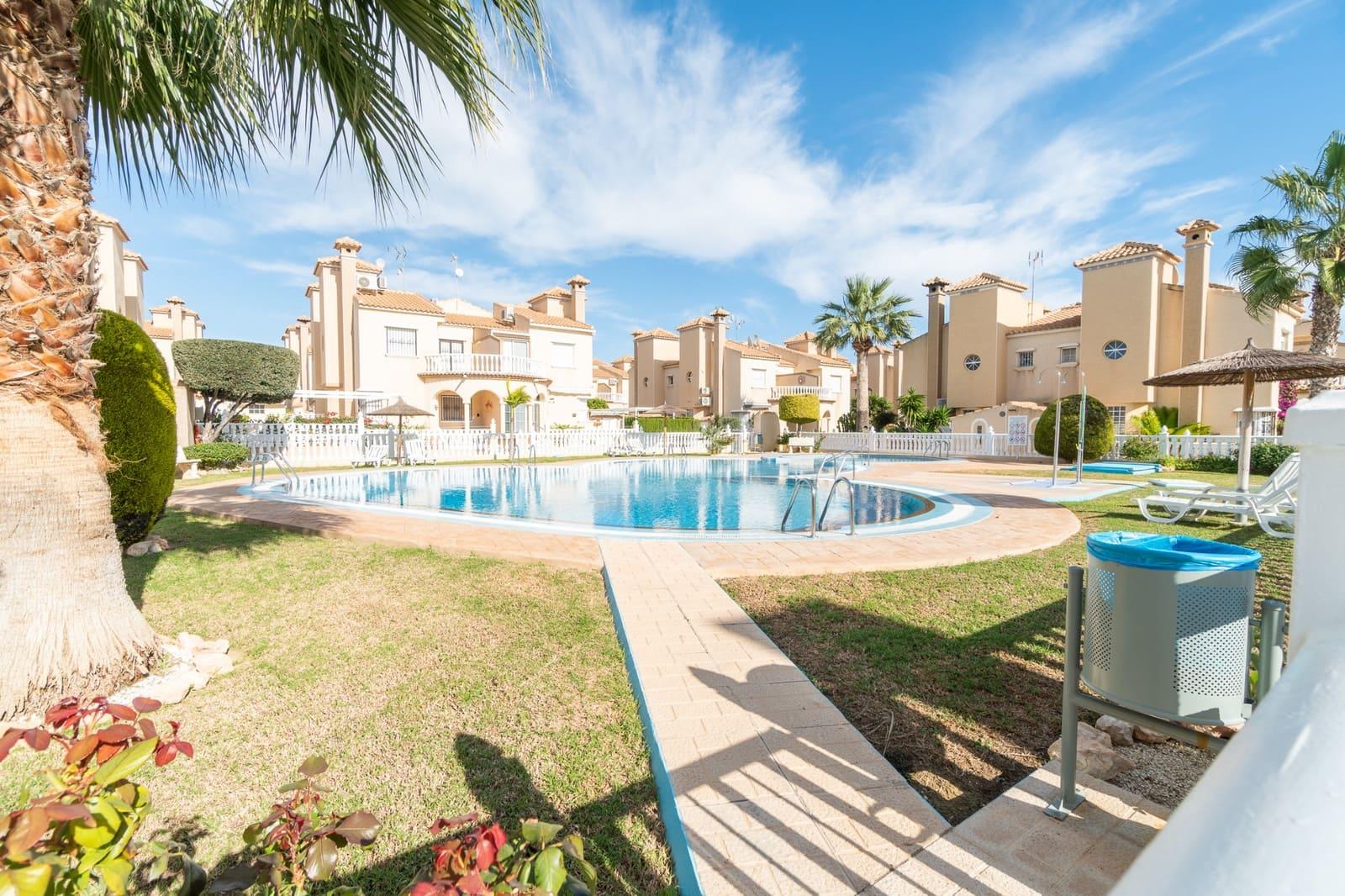 Chalet de 3 habitaciones en Playa Flamenca en venta con piscina garaje - 149.900 € (Ref: 4960195)