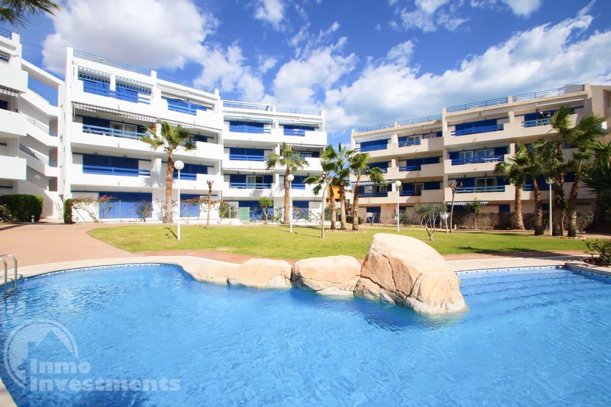 Apartamento de 2 habitaciones en Playa Flamenca en venta con piscina - 145.000 € (Ref: 4960235)