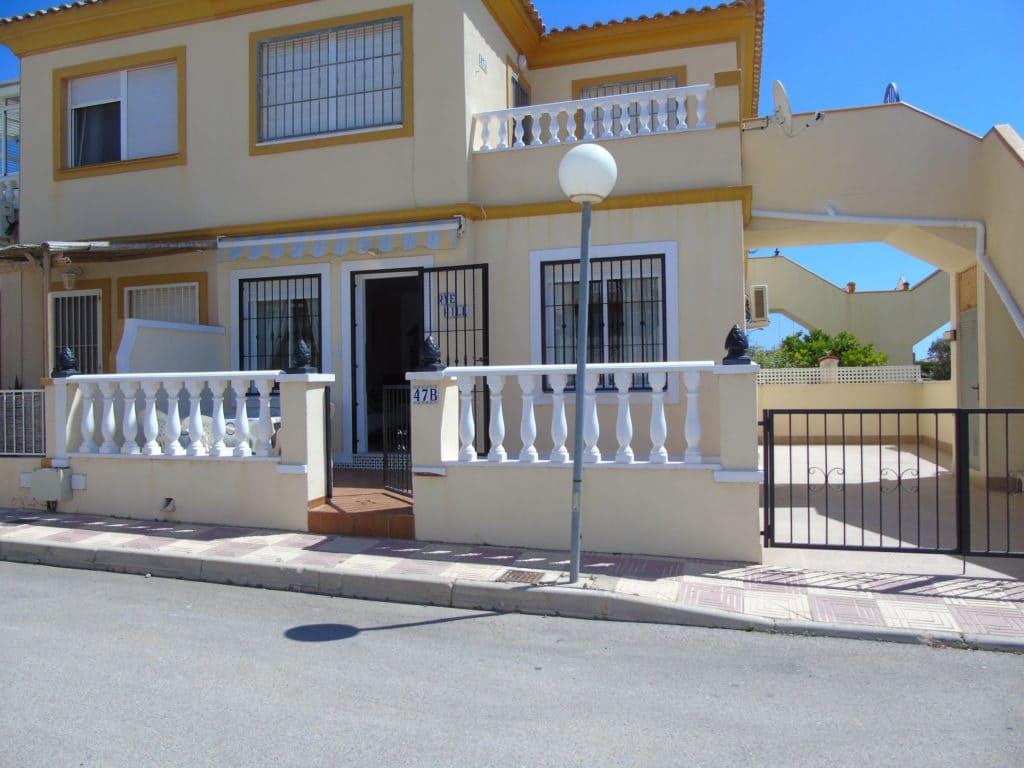 Apartamento de 2 habitaciones en Playa Flamenca en venta con piscina garaje - 89.950 € (Ref: 5028641)