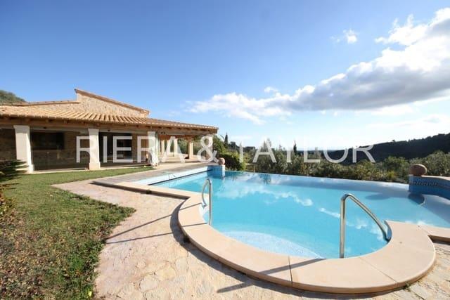 Finca/Casa Rural de 6 habitaciones en Son Macia en venta - 2.675.000 € (Ref: 5496201)