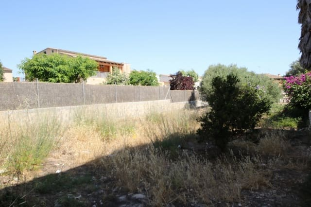 Terrain à Bâtir à vendre à Son Carrio - 95 000 € (Ref: 5496253)