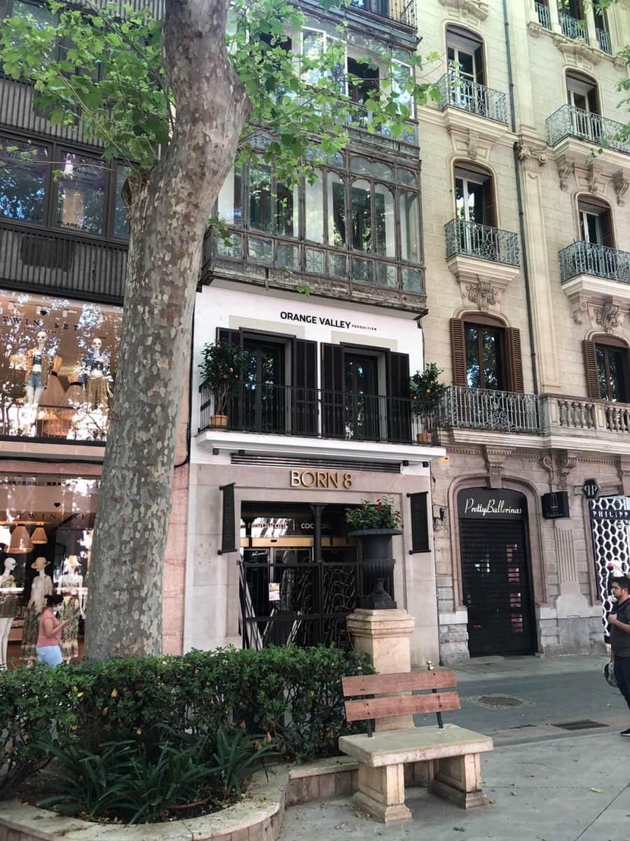 Kontor att hyra i Palma de Mallorca - 2 600 € (Ref: 5385267)