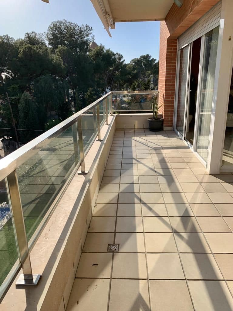 5 quarto Penthouse para arrendar em Sitges com piscina garagem - 2 250 € (Ref: 6271614)