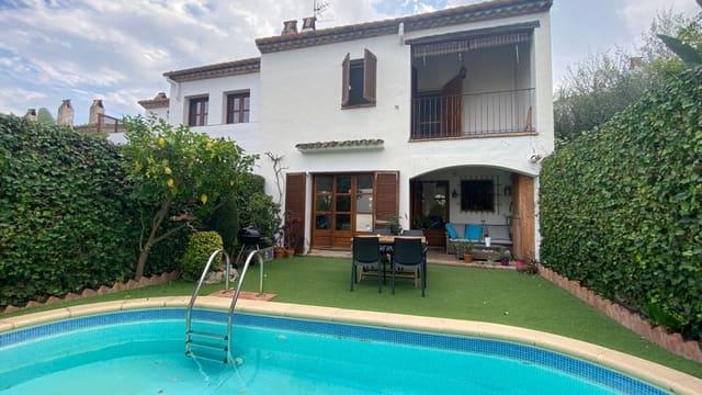 4 sovrum Semi-fristående Villa till salu i Sant Pere de Ribes med pool garage - 630 000 € (Ref: 6394814)