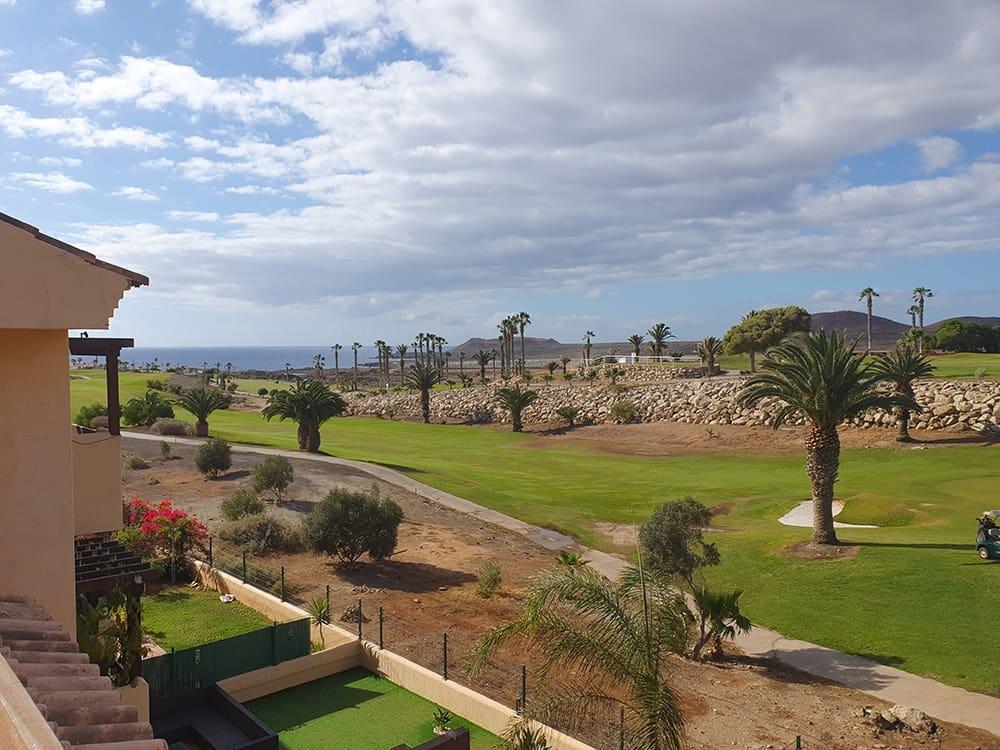 Pareado de 3 habitaciones en Amarilla Golf en venta con piscina garaje - 345.000 € (Ref: 5292121)