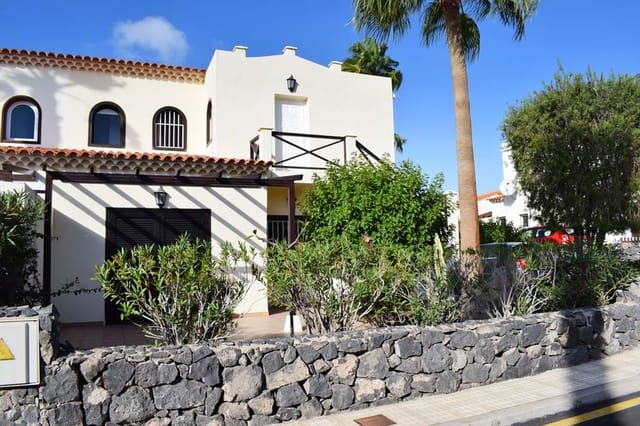 3 soveværelse Semi-Rækkehus til salg i Golf del Sur med swimmingpool - € 290.000 (Ref: 5292136)