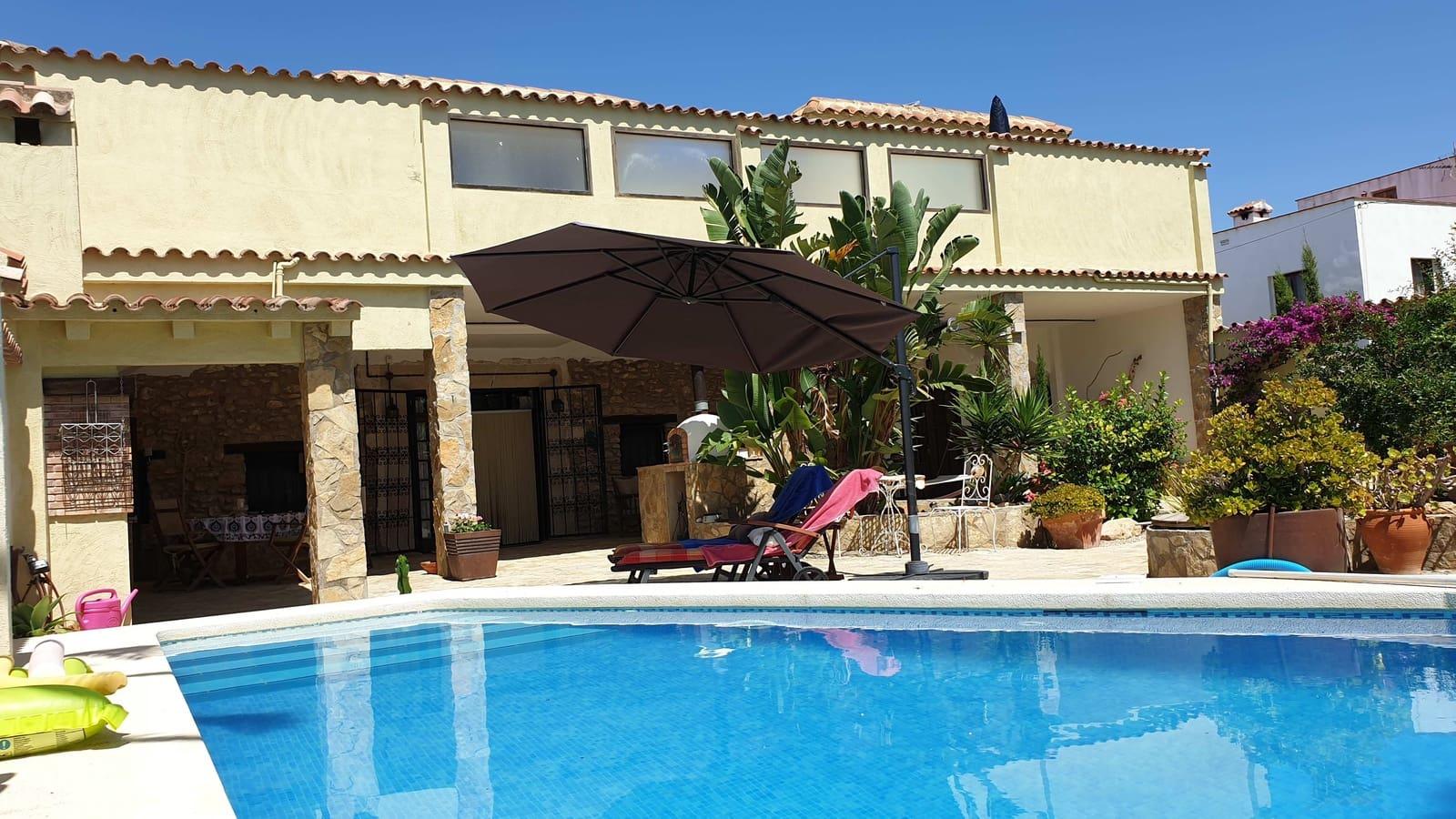 Villa for sale in Alcossebre with pool garage - € 395,000 (Ref: 6119663)