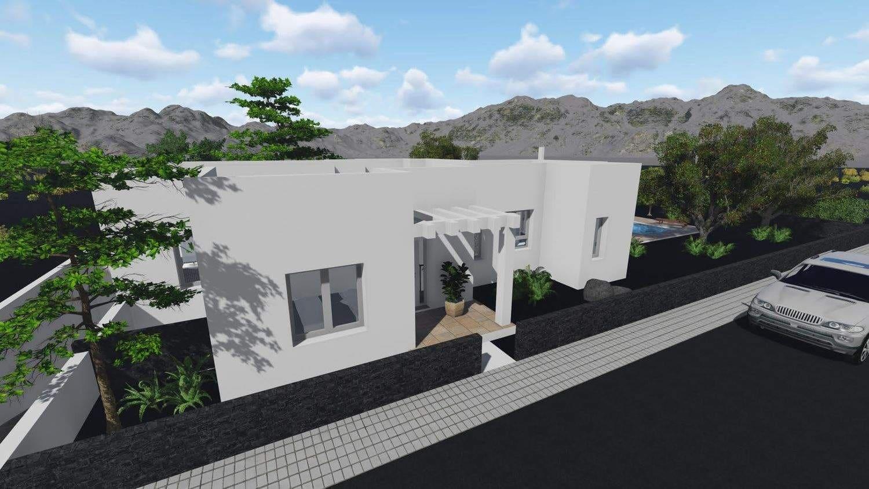 Działka budowlana na sprzedaż w Tias - 145 000 € (Ref: 5567935)