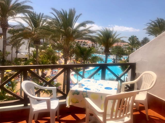 1 soveværelse Lejlighed til salg i Playa de las Americas med swimmingpool - € 325.000 (Ref: 4676457)