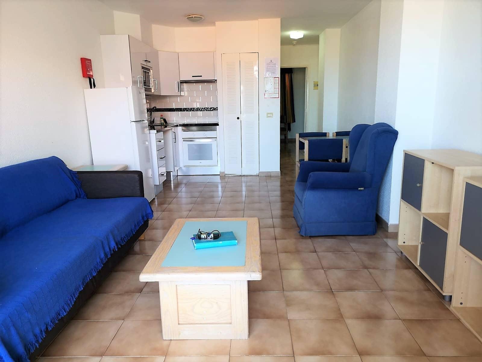 1 soveværelse Lejlighed til salg i Los Cristianos med swimmingpool - € 155.000 (Ref: 4723408)