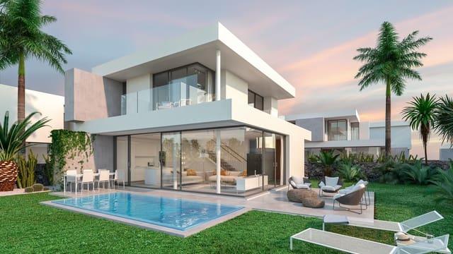 3 quarto Moradia para venda em Callao Salvaje com piscina garagem - 749 000 € (Ref: 4732679)