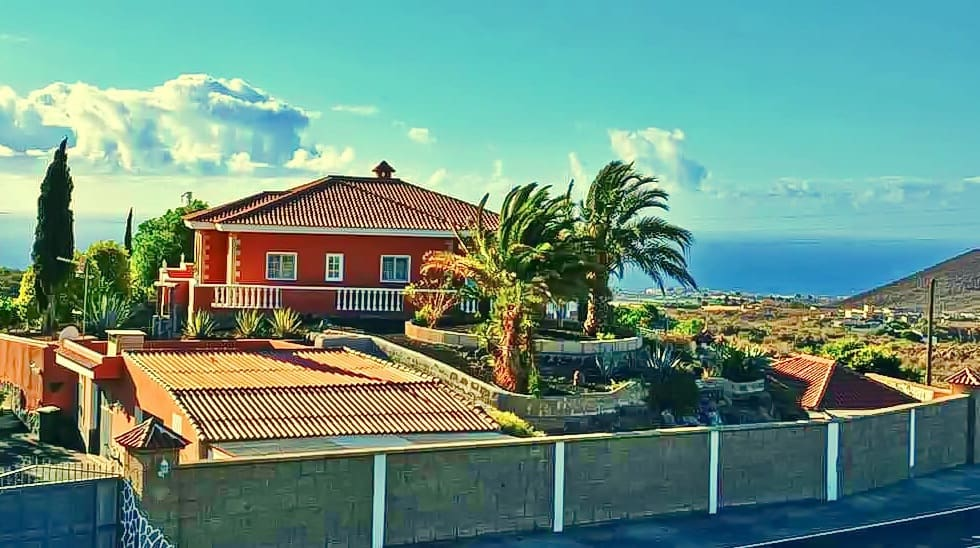 4 soverom Villa til salgs i San Miguel de Abona med svømmebasseng - € 729 000 (Ref: 4750698)