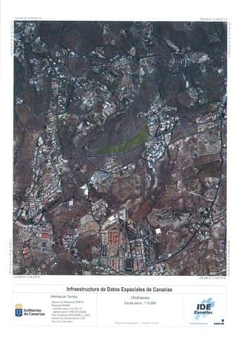 Ubebygd land til salgs i Valle de San Lorenzo - € 207 069 (Ref: 4970907)