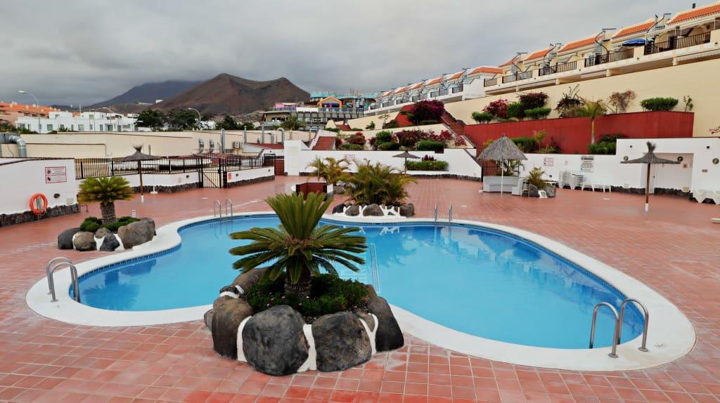 1 soveværelse Lejlighed til salg i Los Cristianos med swimmingpool - € 240.000 (Ref: 5075447)