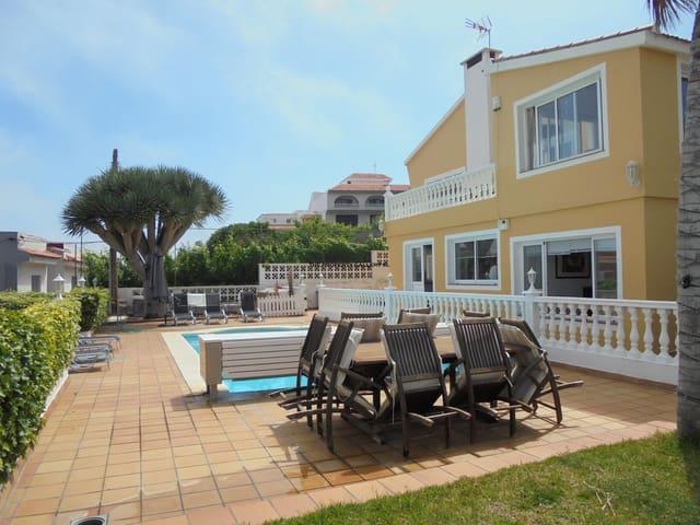 5 chambre Maison de Ville à vendre à Santa Ursula avec piscine garage - 595 000 € (Ref: 5308686)