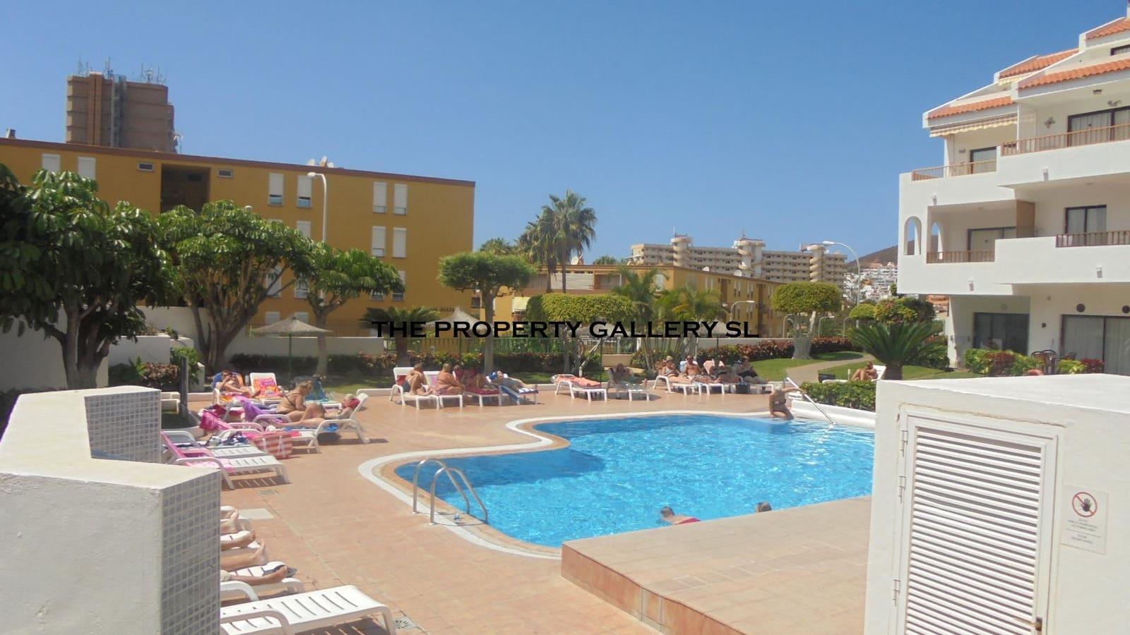 2 soveværelse Lejlighed til salg i Los Cristianos med swimmingpool - € 258.150 (Ref: 5332150)