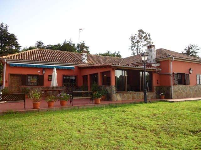 4 soveværelse Finca/Landehus til salg i Tacoronte med garage - € 395.000 (Ref: 5477494)