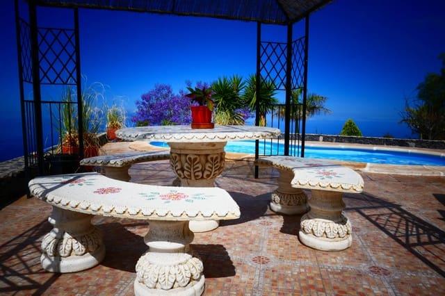 4 soverom Finca/Herregård til salgs i Tejina de Guia de Isora med svømmebasseng - € 511 000 (Ref: 5576852)