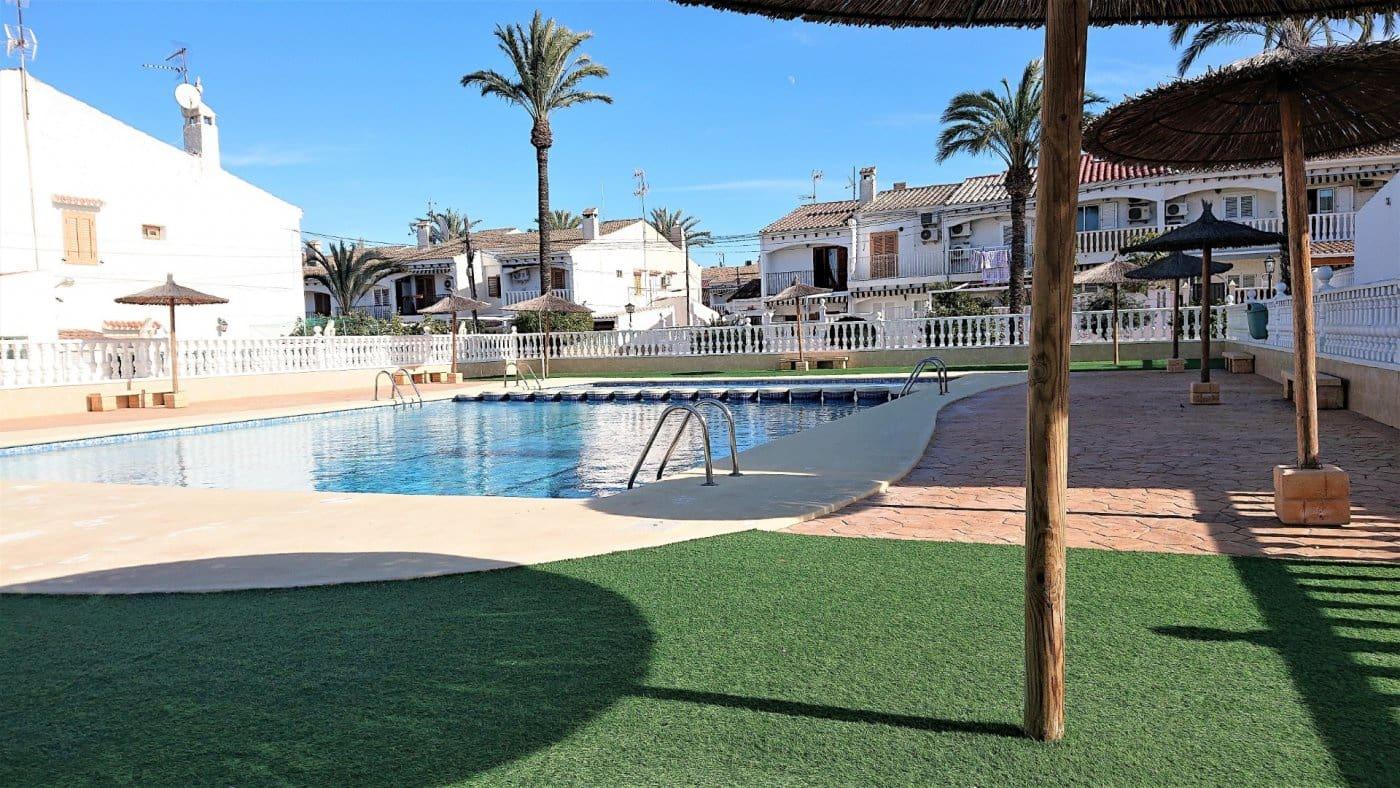 2 slaapkamer Bungalow te huur in Gran Alacant met zwembad - € 550 (Ref: 5304319)