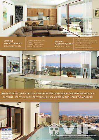 Landgrundstück zu verkaufen in Mojacar - 100.000 € (Ref: 5374583)