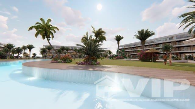 Apartamento de 2 habitaciones en Retamar en venta con piscina - 154.425 € (Ref: 5374606)
