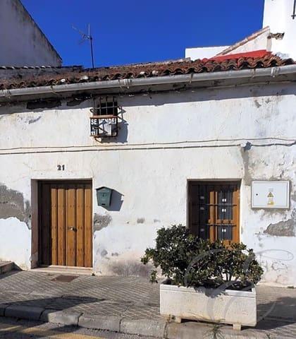 3 chambre Villa/Maison à vendre à Alfarnate - 43 900 € (Ref: 4667568)