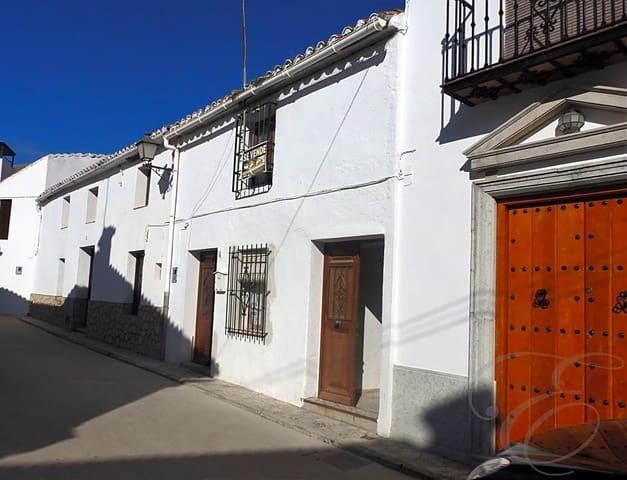 4 Zimmer Villa zu verkaufen in Alfarnate - 75.000 € (Ref: 4667570)