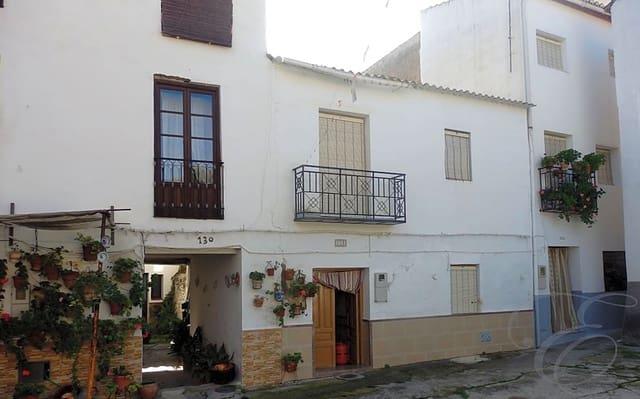 4 Zimmer Villa zu verkaufen in Albunuelas - 60.000 € (Ref: 4667583)