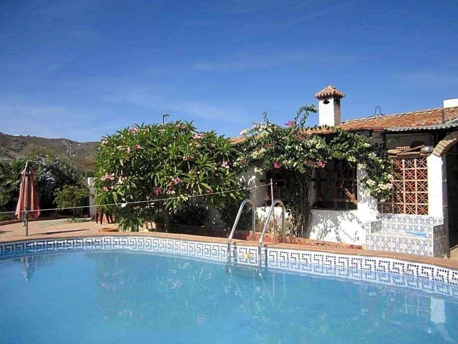 2 bedroom Finca/Country House for sale in Benamargosa with pool - € 125,000 (Ref: 4667774)