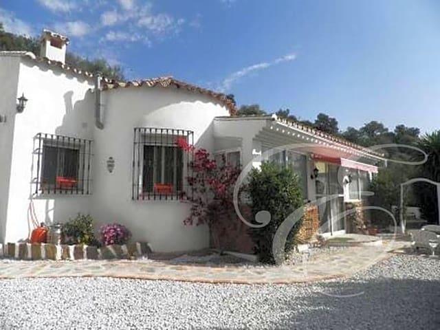 7 Zimmer Villa zu verkaufen in Comares mit Pool Garage - 279.000 € (Ref: 4860300)