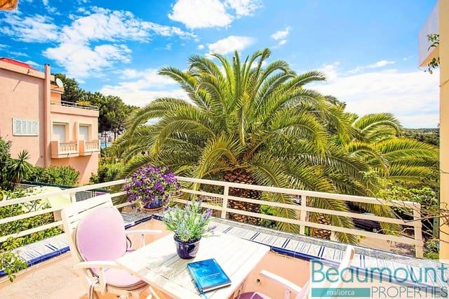 4 soveværelse Lejlighed til salg i Santa Ponsa - € 695.000 (Ref: 5344605)