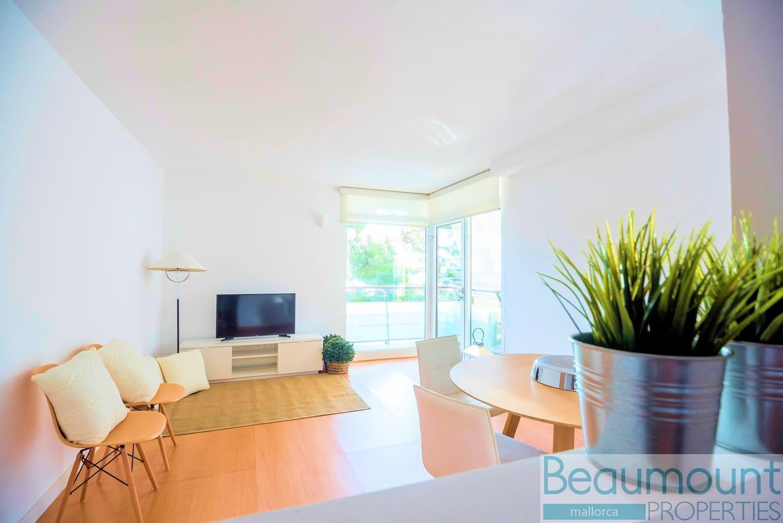 2 slaapkamer Appartement te huur in Illetas met zwembad - € 2.900 (Ref: 5774066)