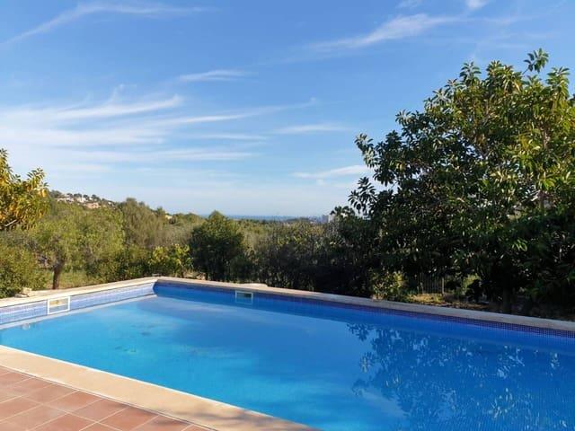 3 soveværelse Finca/Landehus til leje i Font de Sa Cala / Font de La Cala med swimmingpool garage - € 2.000 (Ref: 5926605)