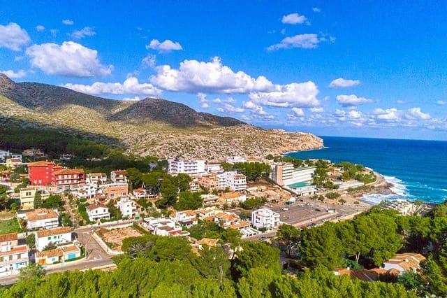 Ubebygd land til salgs i Cala San Vicente / Cala Sant Vicenc - € 415 000 (Ref: 4364976)