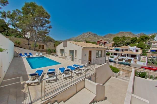 3 soveværelse Villa til salg i Cala San Vicente / Cala Sant Vicenc med swimmingpool - € 490.000 (Ref: 4365023)