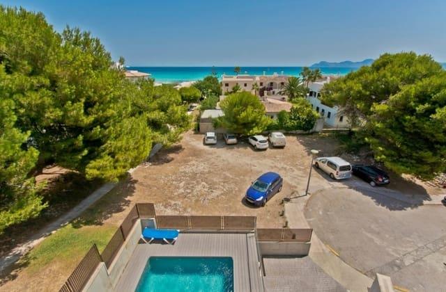 3 sovrum Villa till salu i Playas de Muro / Platges de Muro med pool garage - 950 000 € (Ref: 4530814)