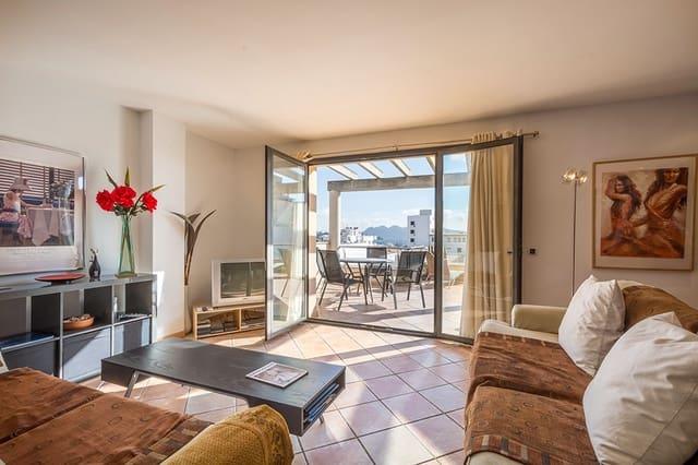 1 chambre Penthouse à vendre à Pollensa / Pollenca avec piscine - 290 000 € (Ref: 5573543)
