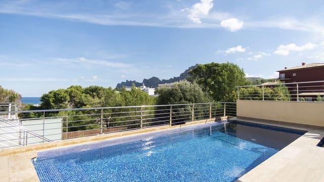 4 slaapkamer Villa te huur in Cala San Vicente / Cala Sant Vicenc met zwembad - € 3.900 (Ref: 5870691)
