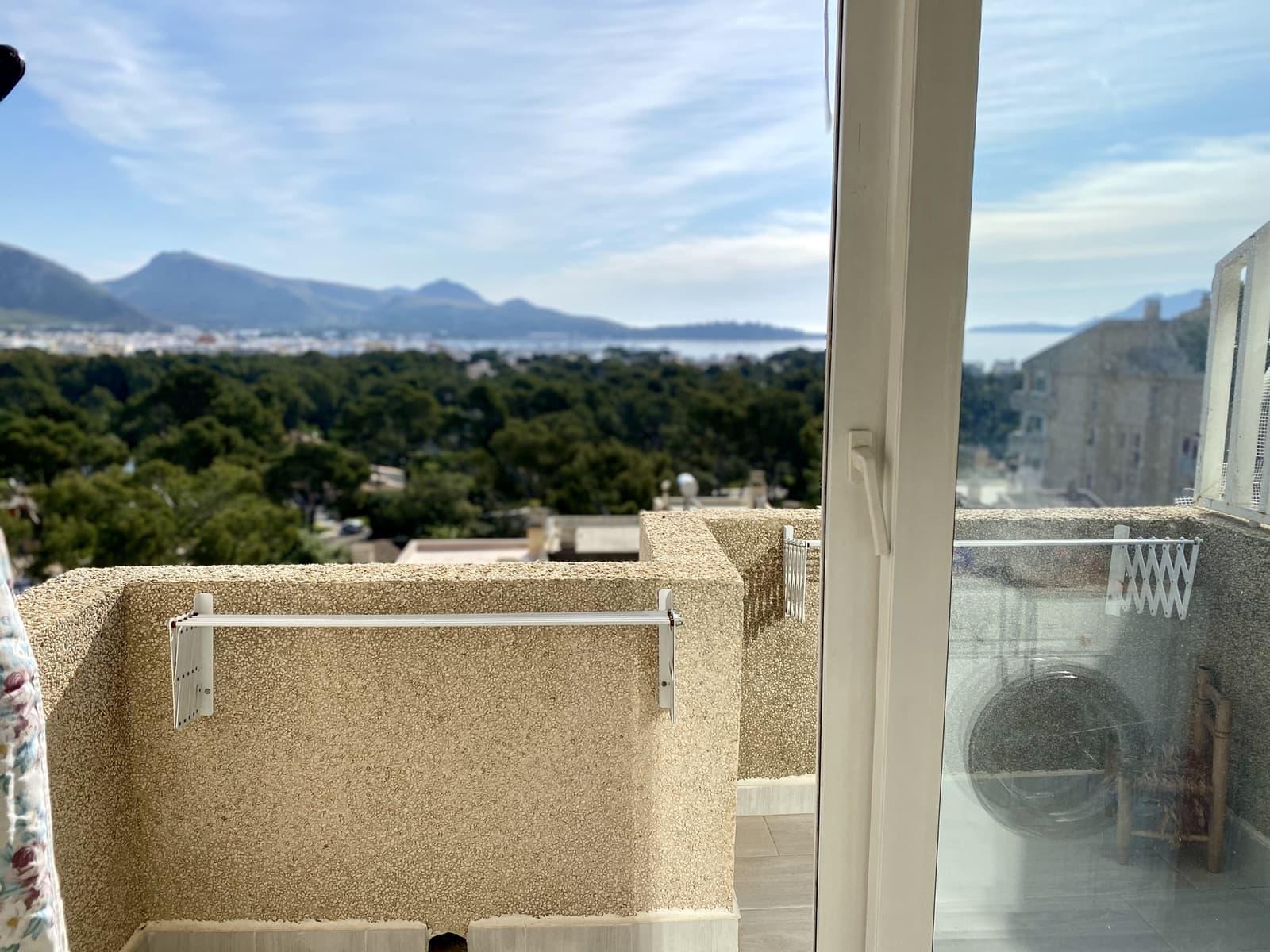 3 soveværelse Lejlighed til leje i Pollensa / Pollenca med swimmingpool - € 1.500 (Ref: 6058265)