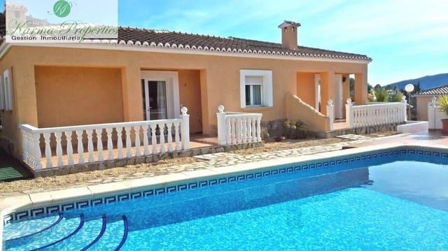 2 soverom Bungalow til salgs i Alcalali / Alcanali med svømmebasseng - € 129 000 (Ref: 3082927)
