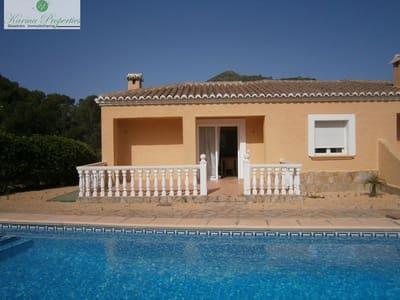 Bungalow de 2 habitaciones en Alcalalí / Alcanalí en venta con piscina - 139.000 € (Ref: 4043588)