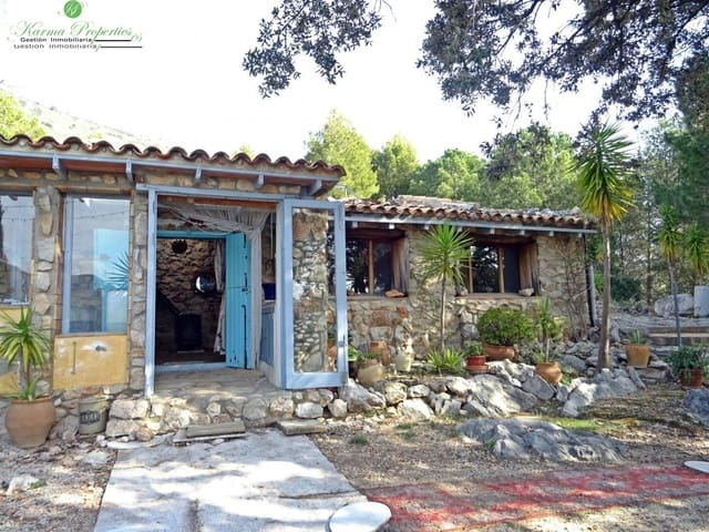 1 chambre Villa/Maison à vendre à Tarbena - 85 000 € (Ref: 5175984)