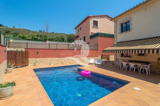 5 sypialnia Willa na sprzedaż w Castell d'Aro z basenem - 499 000 € (Ref: 1269032)