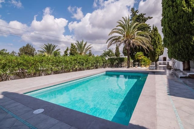 3 sovrum Finca/Hus på landet till salu i Ibiza stad med pool - 895 000 € (Ref: 4176427)