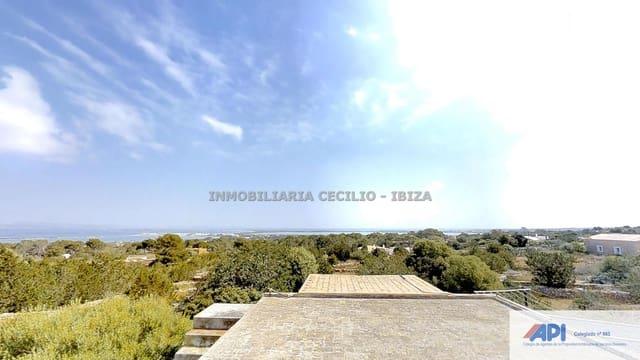 3 slaapkamer Finca/Landhuis te koop in Sant Francesc de Formentera - € 1.500.000 (Ref: 5340143)