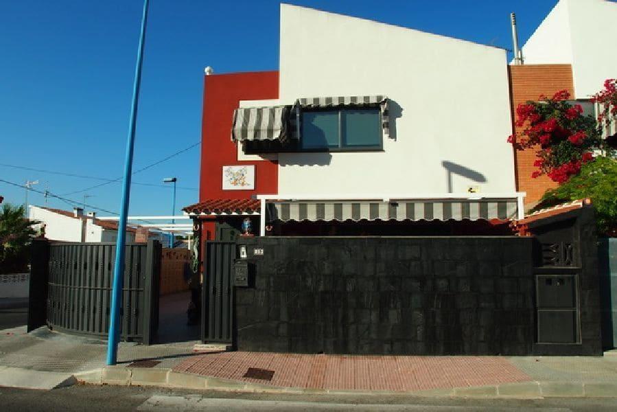 Pareado de 3 habitaciones en Polop en venta con piscina garaje - 195.000 € (Ref: 3091601)