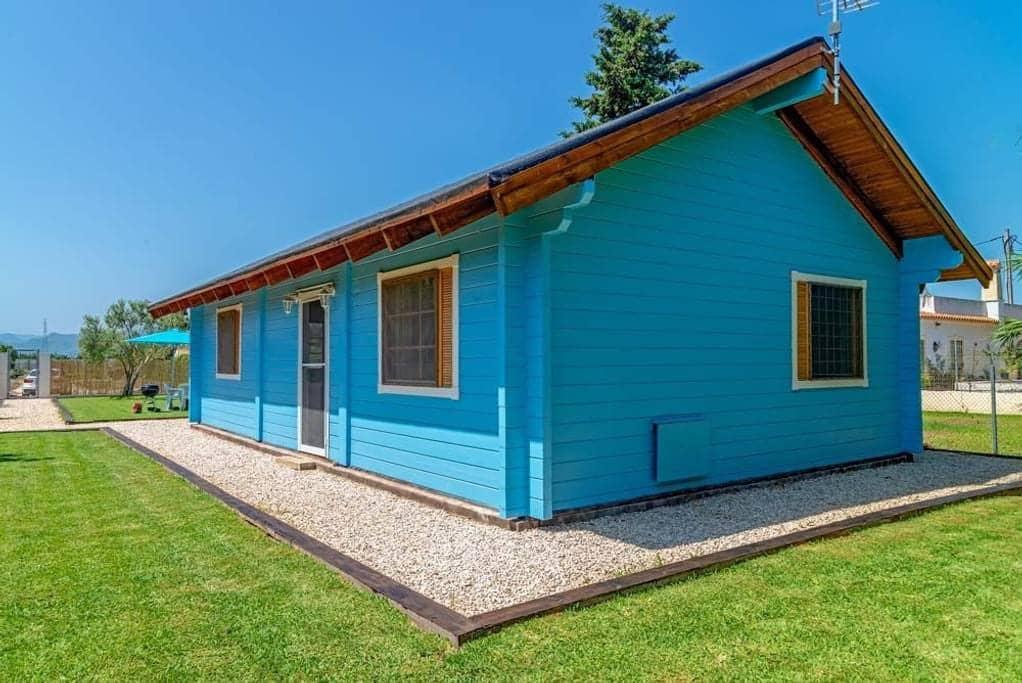 3 soverom Rekkehus til salgs i Oliva med svømmebasseng garasje - € 650 (Ref: 4302820)