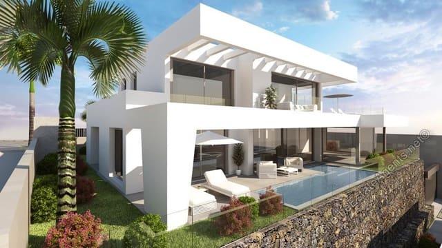 3 soverom Villa til salgs i La Caldera - € 2 250 000 (Ref: 5586546)