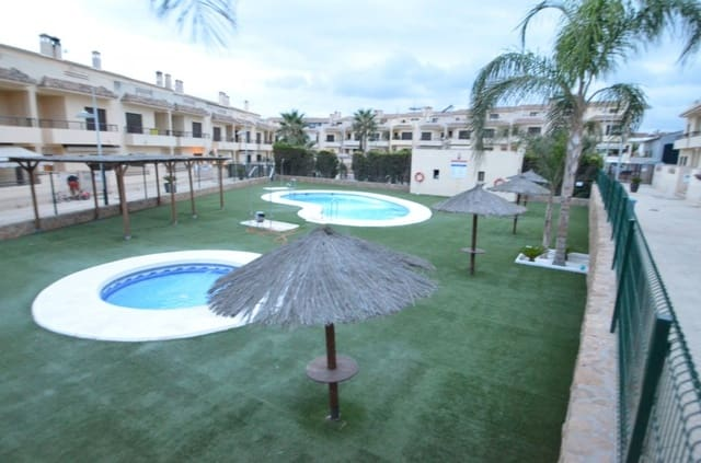 5 sovrum Radhus till salu i Huercal-Overa med pool garage - 149 000 € (Ref: 5838191)
